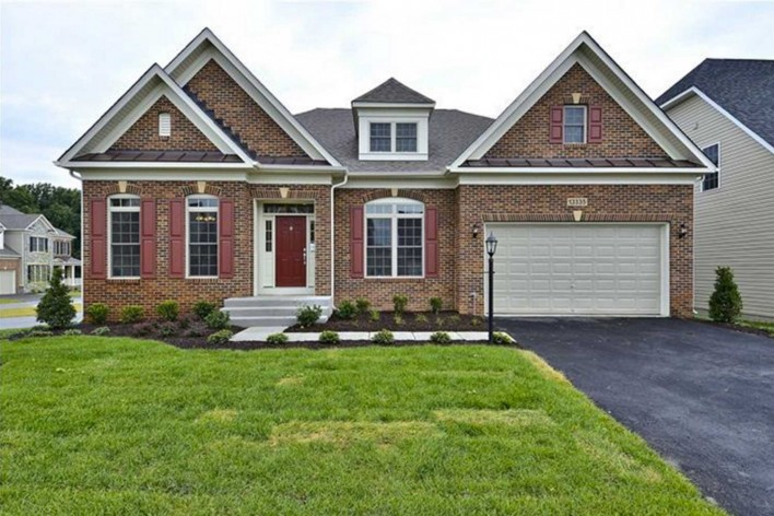 Frederick md new homes new construction homes for sale in for One level houses for sale