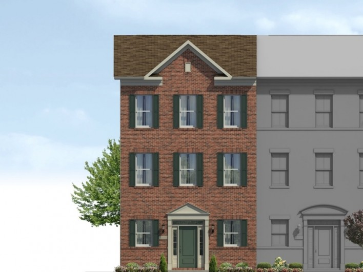 Finley Townhome in Frederick MD