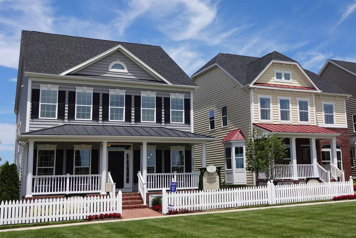 Ryan homes frederick md single family homes for sale for Builders in md