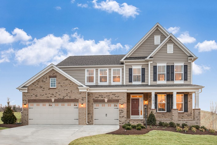 New Homes Frederick County MD