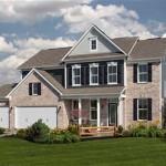 The Columbia Model CalAtlantic Homes Landsdale Frederick