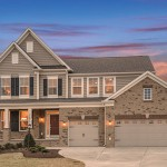 Concord Model CalAtlantic Homes Landsdale Frederick