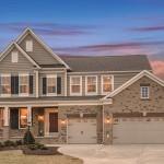Concord Model CalAtlantic Homes Landsdale Frederick