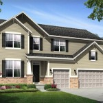 Washington Model CalAtlantic Homes Landsdale Frederick