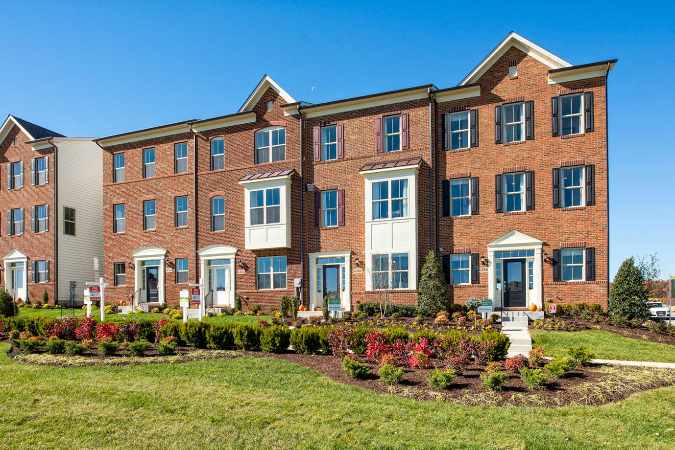 New Construction Townhomes in Frederick MD