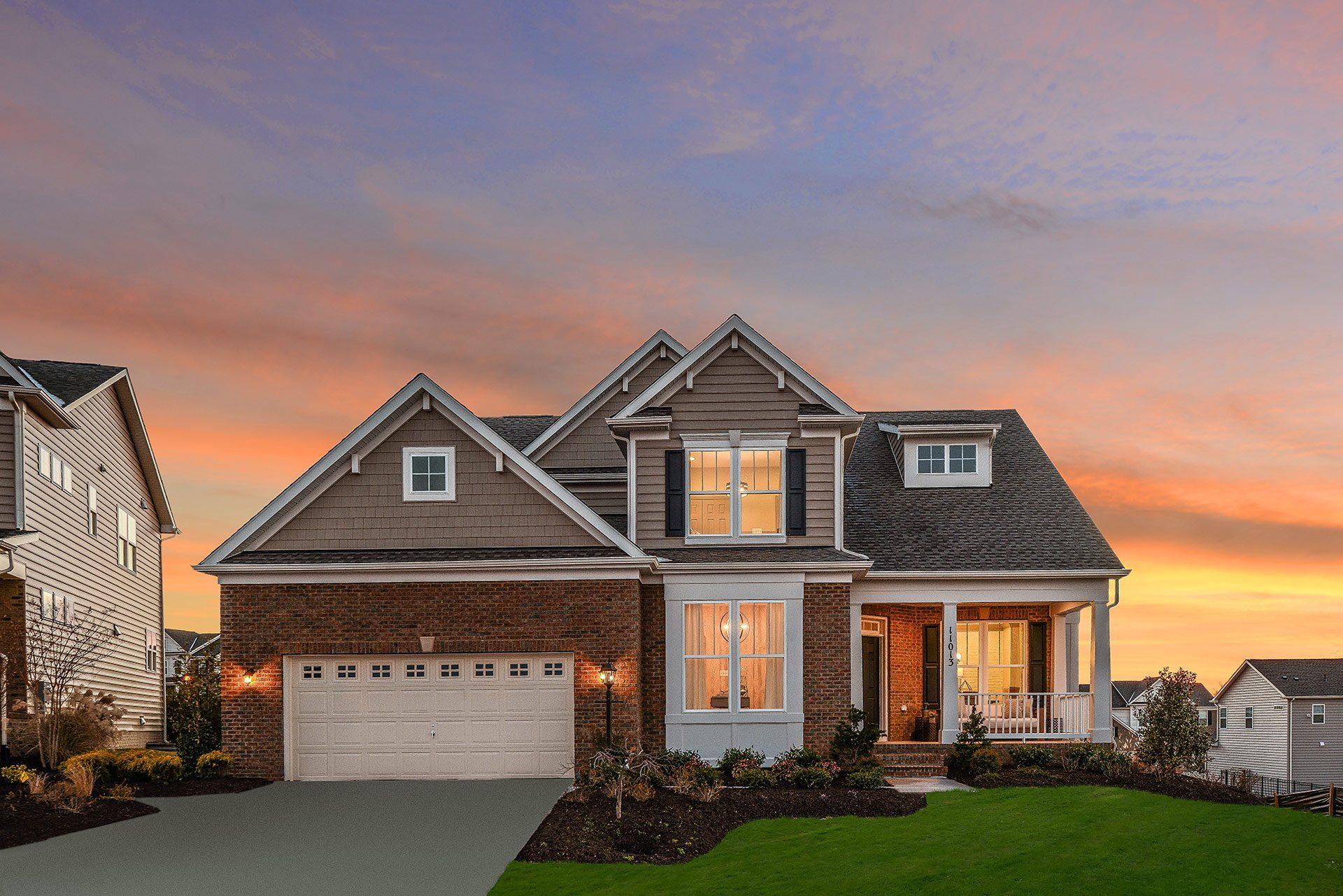 New Homes Frederick MD