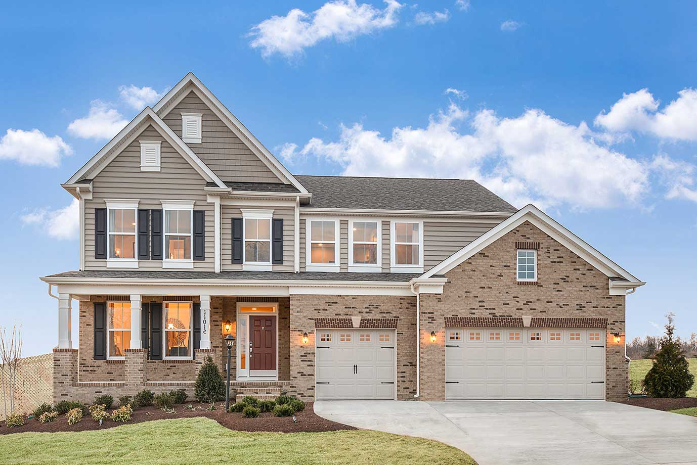 New Single Family Homes Frederick MD